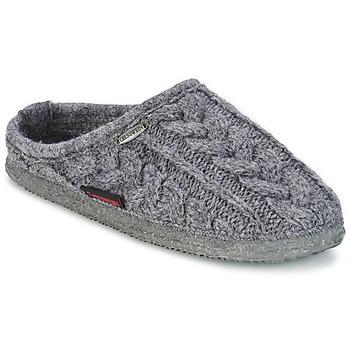 Sapatos Homem Chinelos Giesswein NEUDAU Antracite