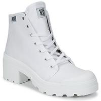 Sapatos Mulher Sapatilhas de cano-alto No Box GALIA Branco