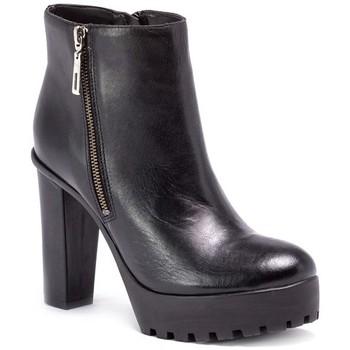 Sapatos Mulher Botins Schutz Botas Preto