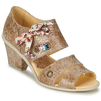Sapatos Mulher Sandálias Eject LILI Bege