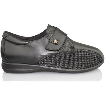 Sapatos Mulher Mocassins Calzamedi SAPATOS  PALA ELASTICA CM MULHER W NEGRO