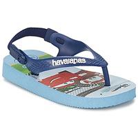 Sapatos Rapariga Chinelos Havaianas PIXAR Azul