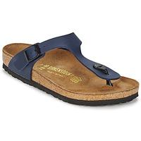 Sapatos Sandálias Birkenstock GIZEH Azul