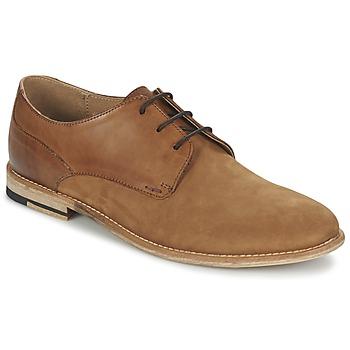 Sapatos Homem Sapatos Ben Sherman STOM DERBY Castanho