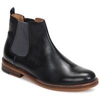 Sapatos Homem Botas baixas Ben Sherman DEON CHELSEA BOOT Preto