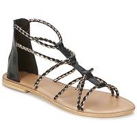 Sapatos Mulher Sandálias Eden MAYRA Preto