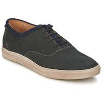 Sapatos Homem Sapatilhas Schmoove ESCAPE LOW Preto / Marinho