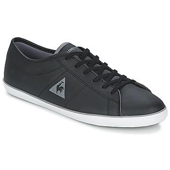 Sapatos Homem Sapatilhas Le Coq Sportif SLIMSET S Preto