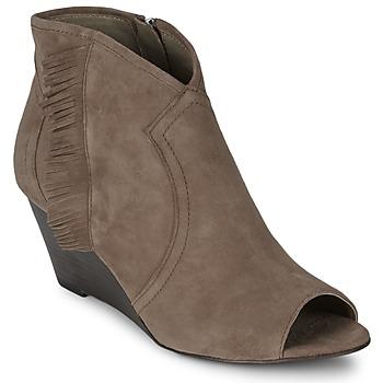 Sapatos Mulher Botas baixas Ash DRUM Toupeira