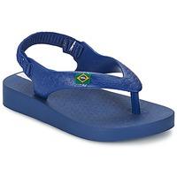 Sapatos Criança Sandálias Ipanema CLASSICA BRASIL BABY Azul
