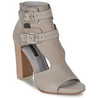 Sapatos Mulher Sandálias Miista ELIZABETH Cinza