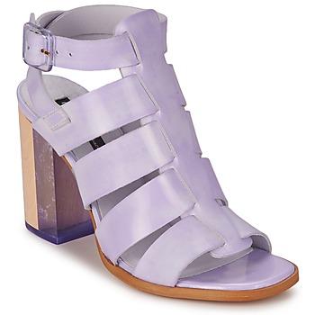 Sapatos Mulher Sandálias Miista ISABELLA Lavanda