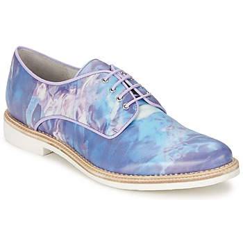 Sapatos Mulher Sapatos Miista ZOE Azul