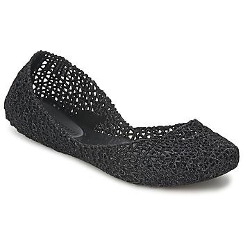 Sapatos Mulher Sabrinas Melissa CAMPANA PAPEL Preto / Glitter