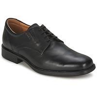 Sapatos Homem Sapatos Geox FEDERICO Preto