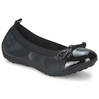Sapatos Rapariga Sabrinas Geox PIUMA BALLERINE Preto
