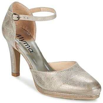 Sapatos Mulher Sandálias Myma LUBBO Matal