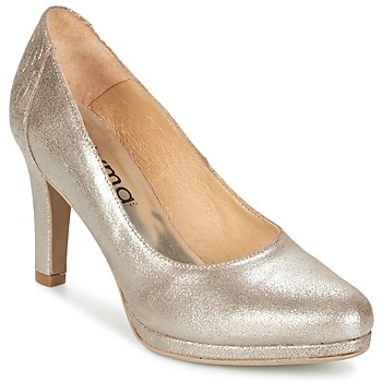 Sapatos Mulher Escarpim Myma DIEPRA Prateado