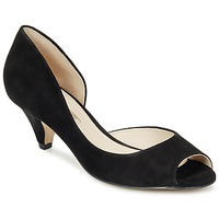 Sapatos Mulher Escarpim Buffalo MARINDALA Preto