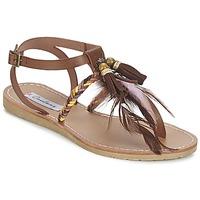 Sapatos Mulher Sandálias Coolway MELROSE Castanho