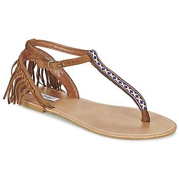 Sapatos Mulher Sandálias Coolway MYRA Castanho