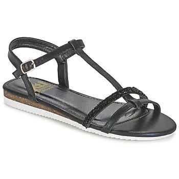 Sapatos Mulher Sandálias Xti I Preto