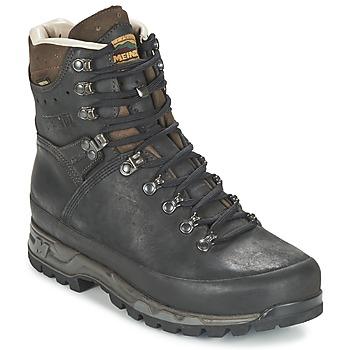 Sapatos Homem Sapatos de caminhada Meindl ISLAND MFS ACTIVE Preto / Castanho