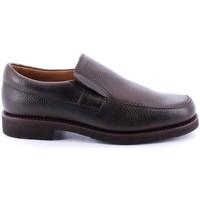 Sapatos Homem Mocassins Losal 2457 Marrom