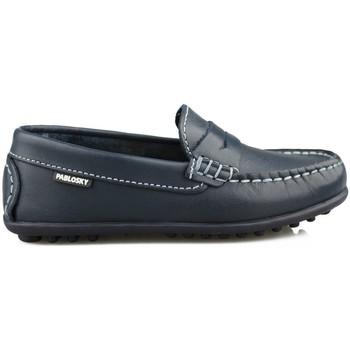 Sapatos Mulher Mocassins Pablosky RIDER M AZUL