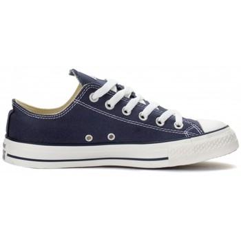Sapatos Mulher Sapatilhas Converse All Star Basse Marine Bleu