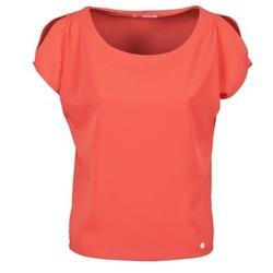 Textil Mulher T-Shirt mangas curtas Les P'tites Bombes S145003 Vermelho