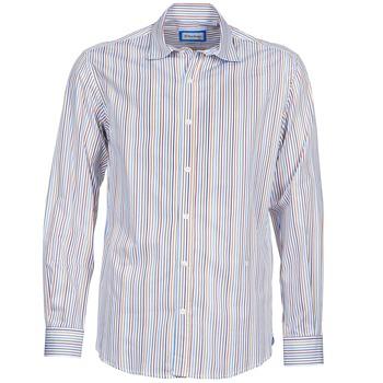 Textil Homem Camisas mangas comprida Serge Blanco DORILANDO Multicolor