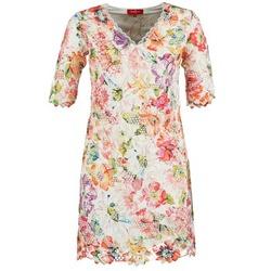 Textil Mulher Vestidos curtos Derhy EBULLITION Cru