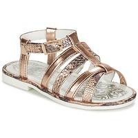 Sapatos Rapariga Sandálias Primigi LUZ Bronze