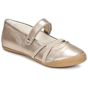 Sapatos Rapariga Sabrinas Primigi LISBONA 1-E Bronze