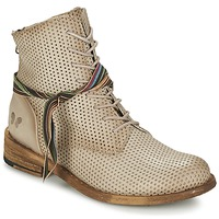 Sapatos Mulher Botas baixas Felmini EZDUNE Bege