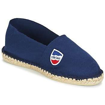 Sapatos Homem Alpargatas 1789 Cala CLASSIQUE Índigo