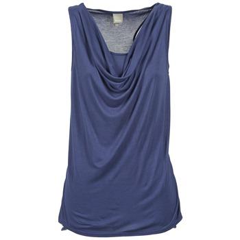 Textil Mulher Tops sem mangas Bench DUPLE Azul