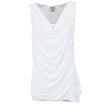 Textil Mulher Tops sem mangas Bench DUPLE Branco