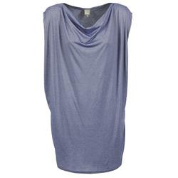 Textil Mulher Vestidos curtos Bench TRUISM Azul