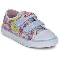 Sapatos Rapariga Sapatilhas Pablosky MIDILE Multicolor