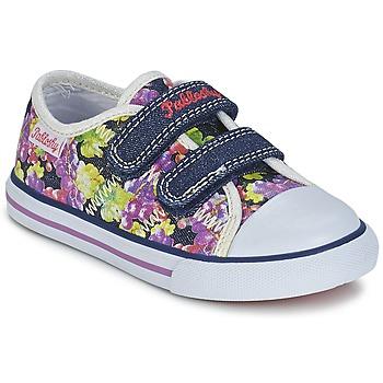 Sapatos Rapariga Sapatilhas Pablosky EJADINE Azul