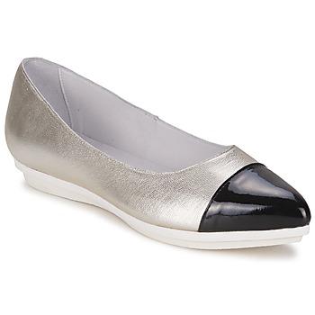 Sapatos Mulher Sabrinas Alba Moda DRINITE Prata / Preto