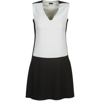 Textil Mulher Vestidos curtos Joseph DORIA Preto / Branco