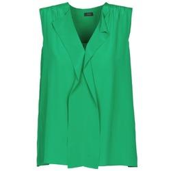 Textil Mulher Tops sem mangas Joseph DANTE Verde