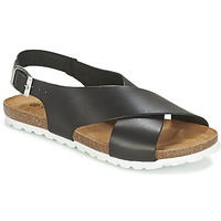 Sapatos Mulher Sandálias Dixie OLBIA Preto