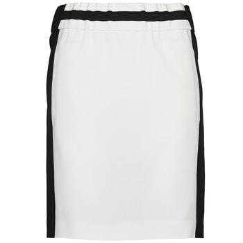 Textil Mulher Saias Joseph RIA-TECHNO Preto / Branco