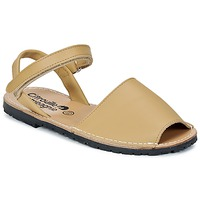 Sapatos Rapariga Sandálias Citrouille et Compagnie BERLA Bege