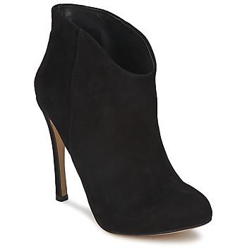 Sapatos Mulher Botas baixas SuperTrash  Preto