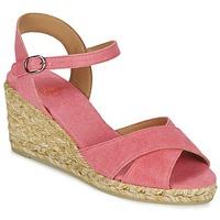 Sapatos Mulher Sandálias Castaner BLAUDELL Coral / Rosa
